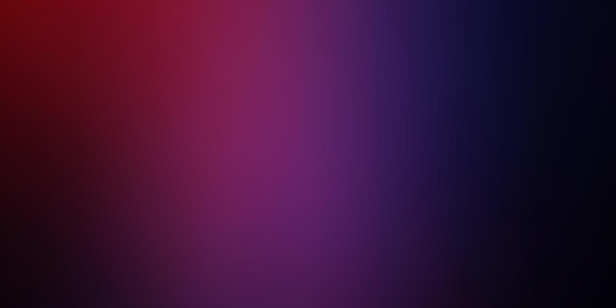 patrón borroso inteligente vector púrpura oscuro.
