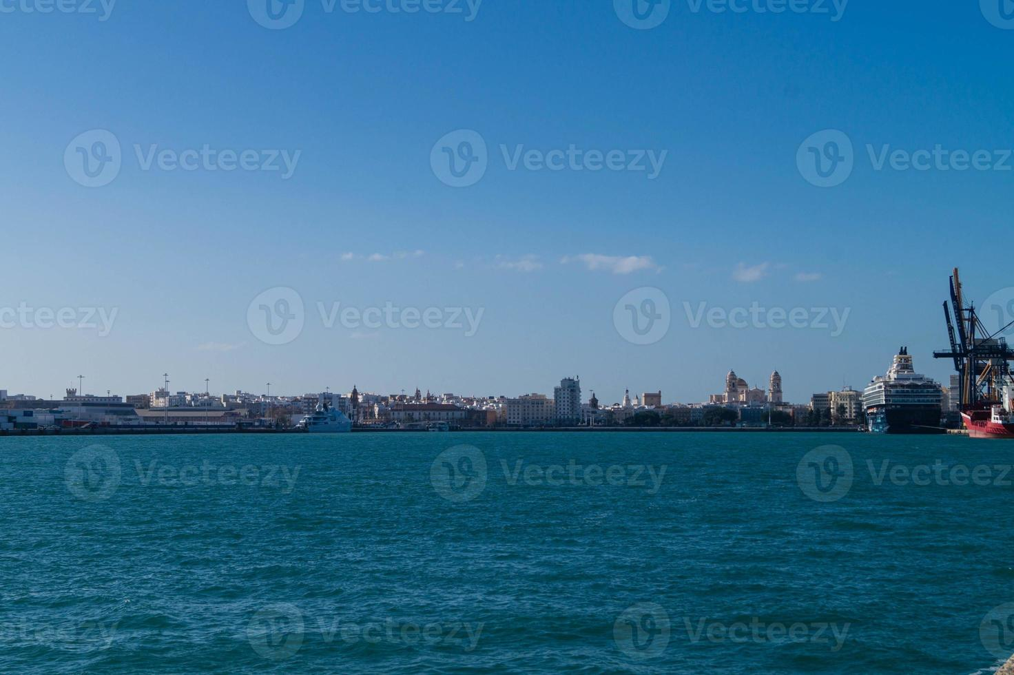 The City of Cadiz Spain Andalusia photo