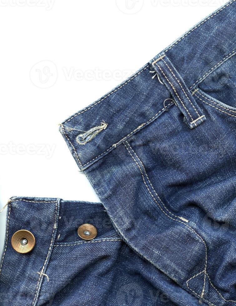 diseño de moda textil jean pant fondo macro foto
