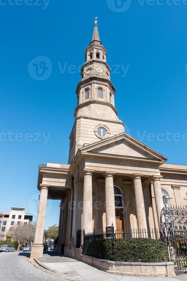 Charleston south carolina historic architecture photo