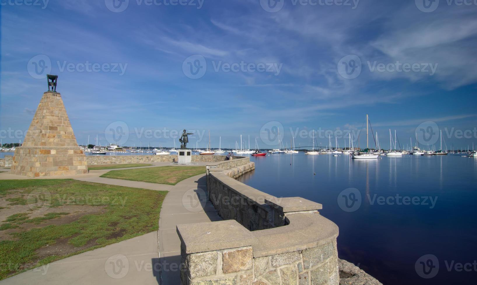 scenes around newport rhode island photo