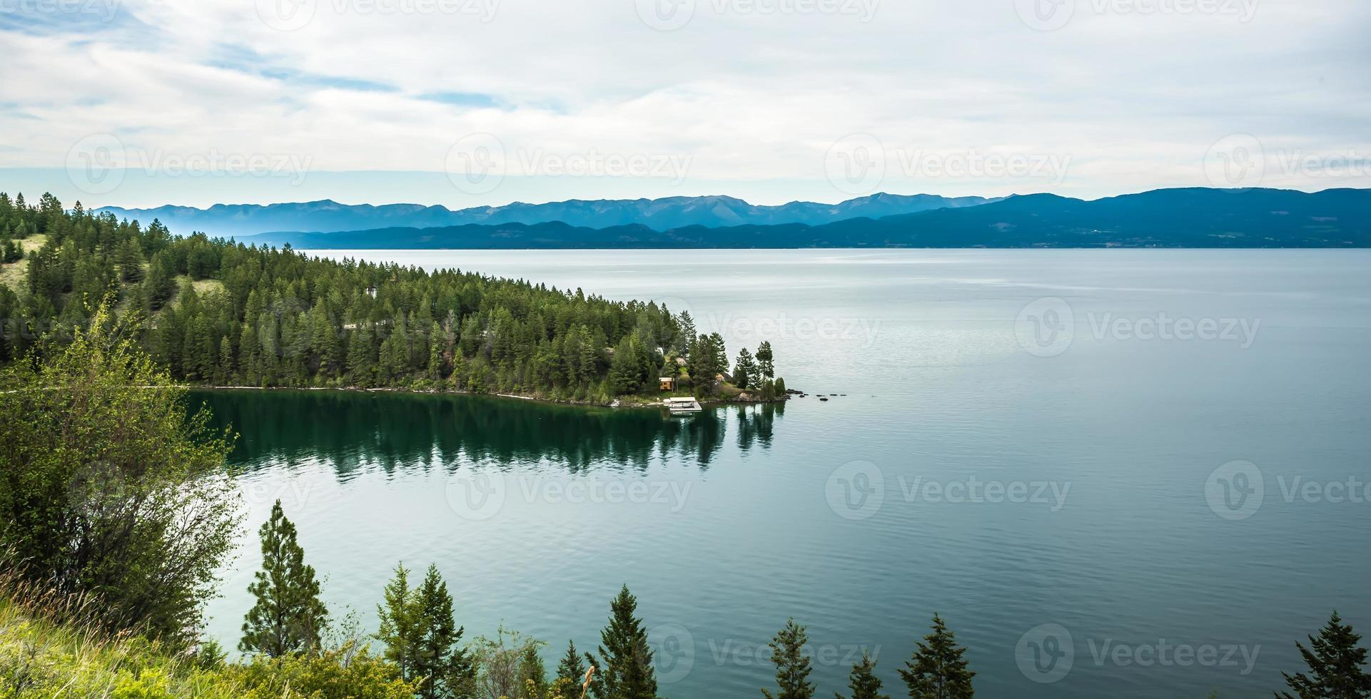 nature and scenes around flathead national forest montana photo