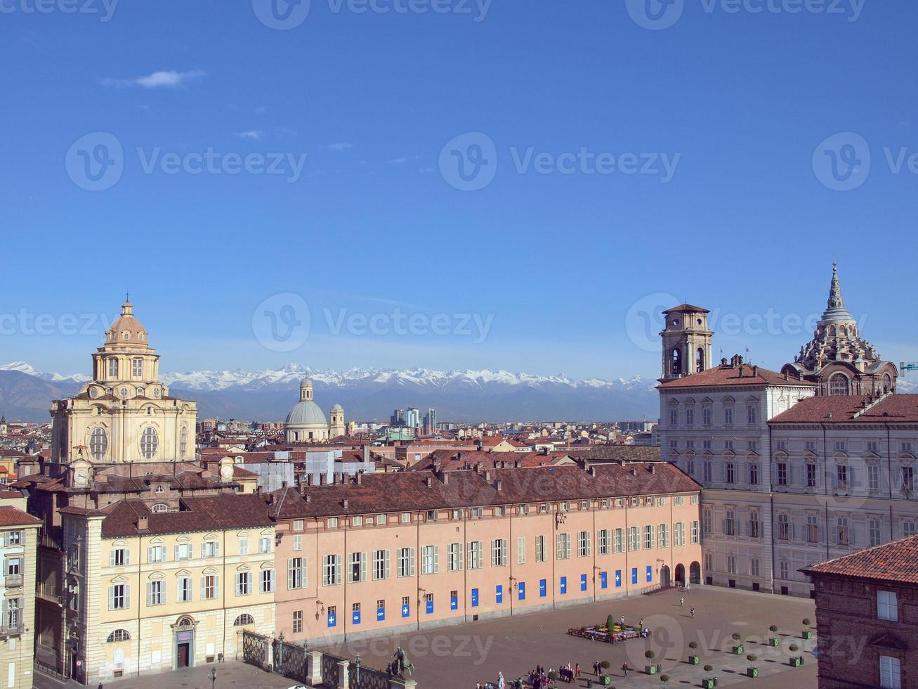 Piazza Castello, Turin photo