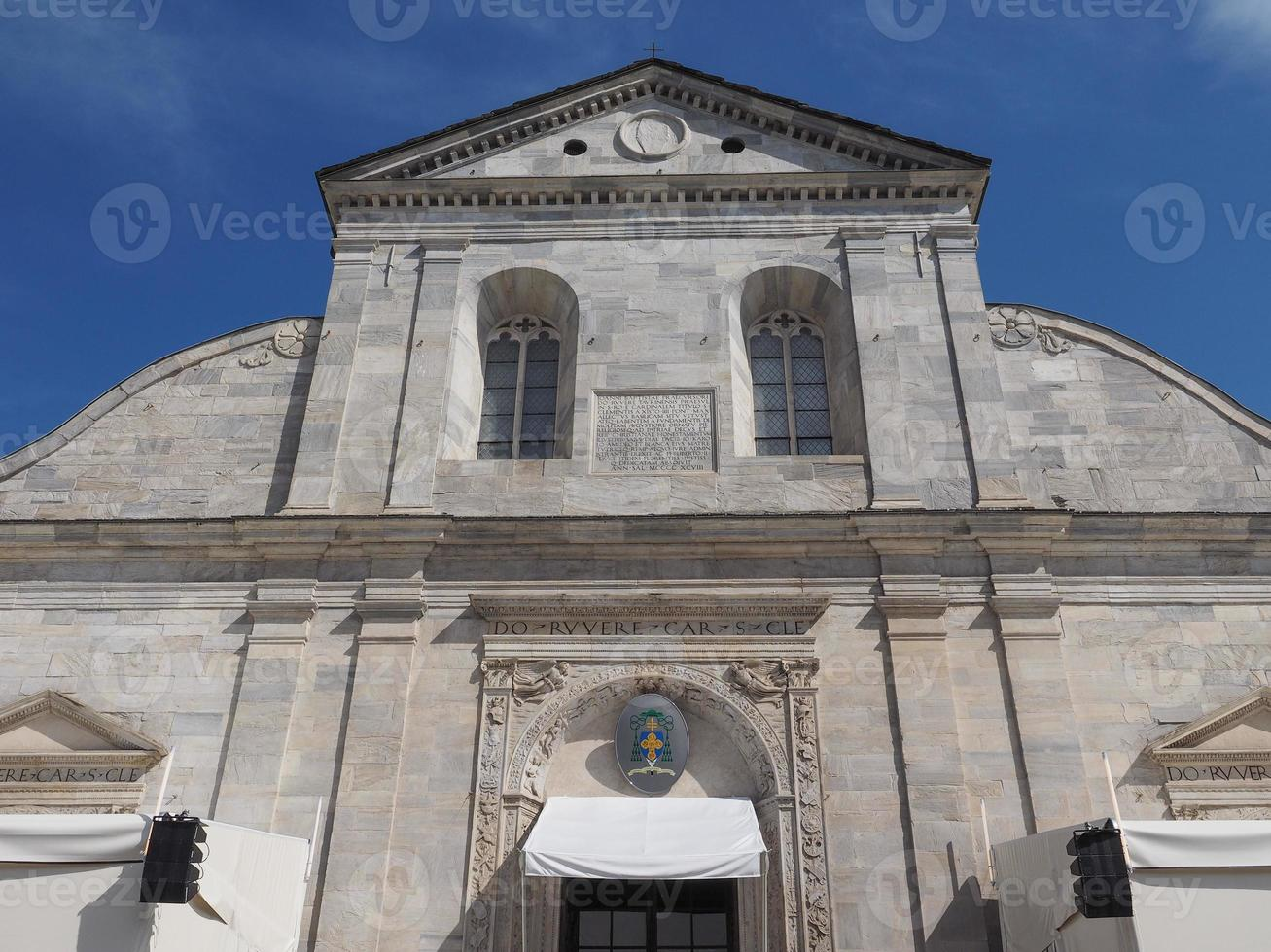 Turin Cathedral Duomo photo