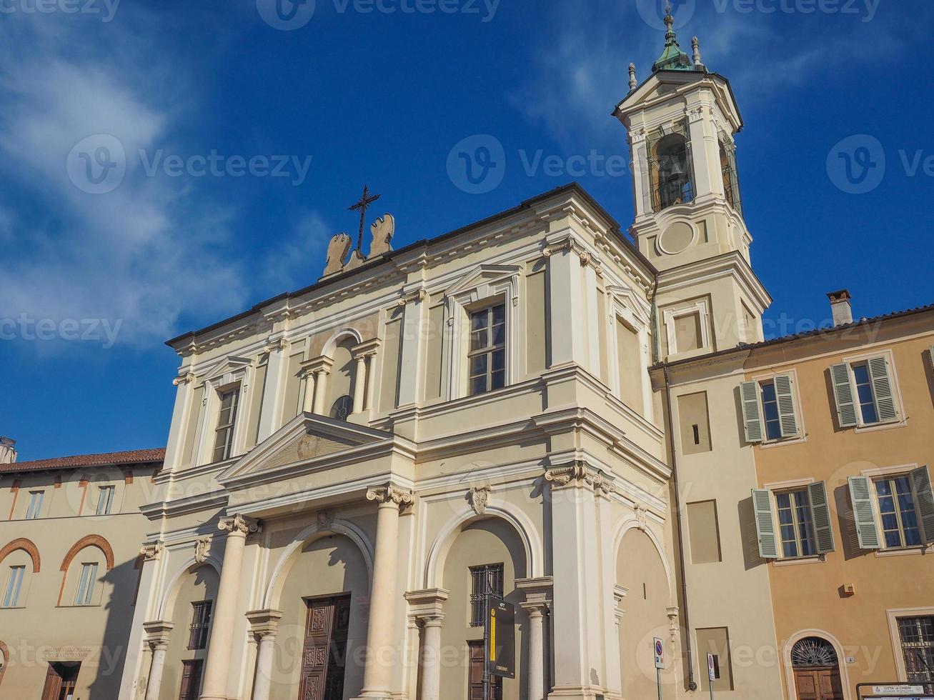 Church of San Guglielmo in Chieri photo