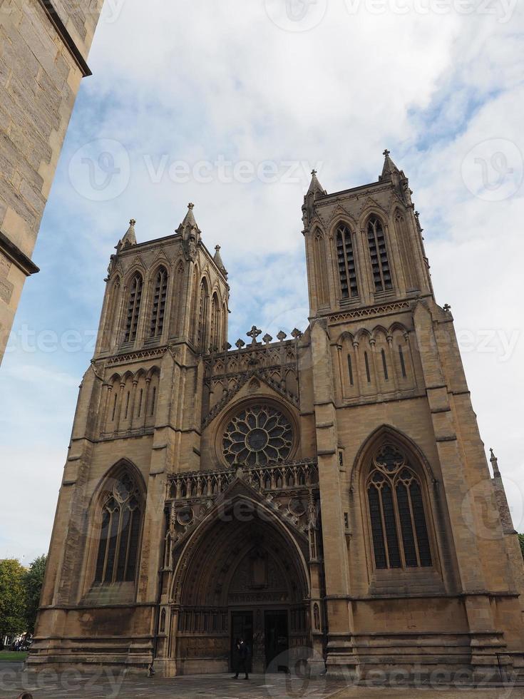 Catedral de Bristol en Bristol foto
