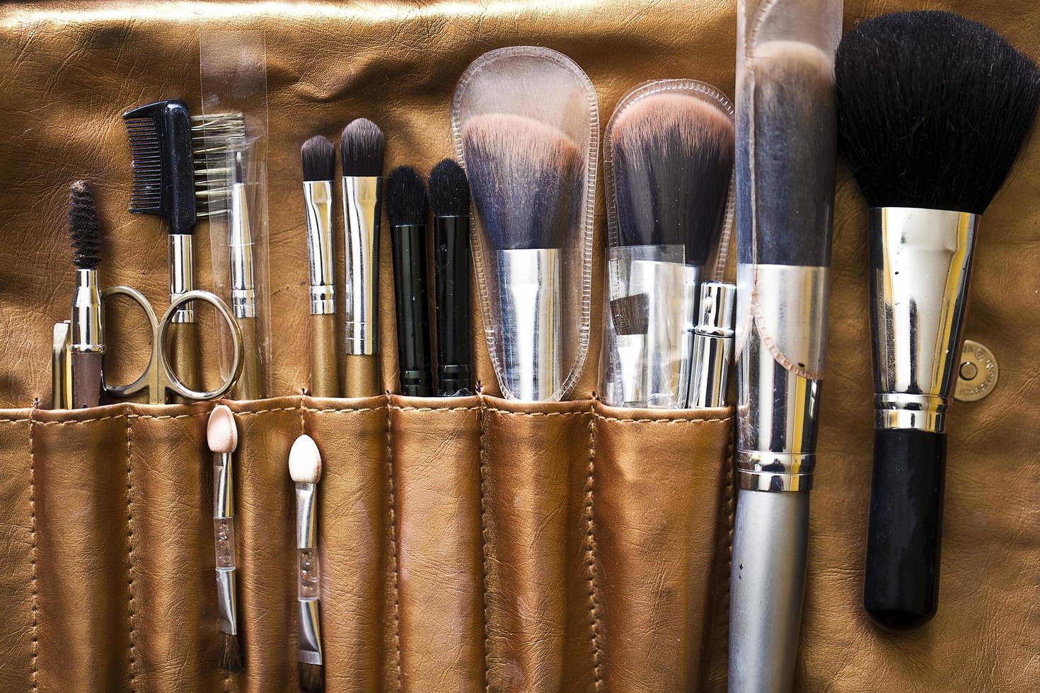 moda belleza cuidado maquillaje herramientas instrumentos foto