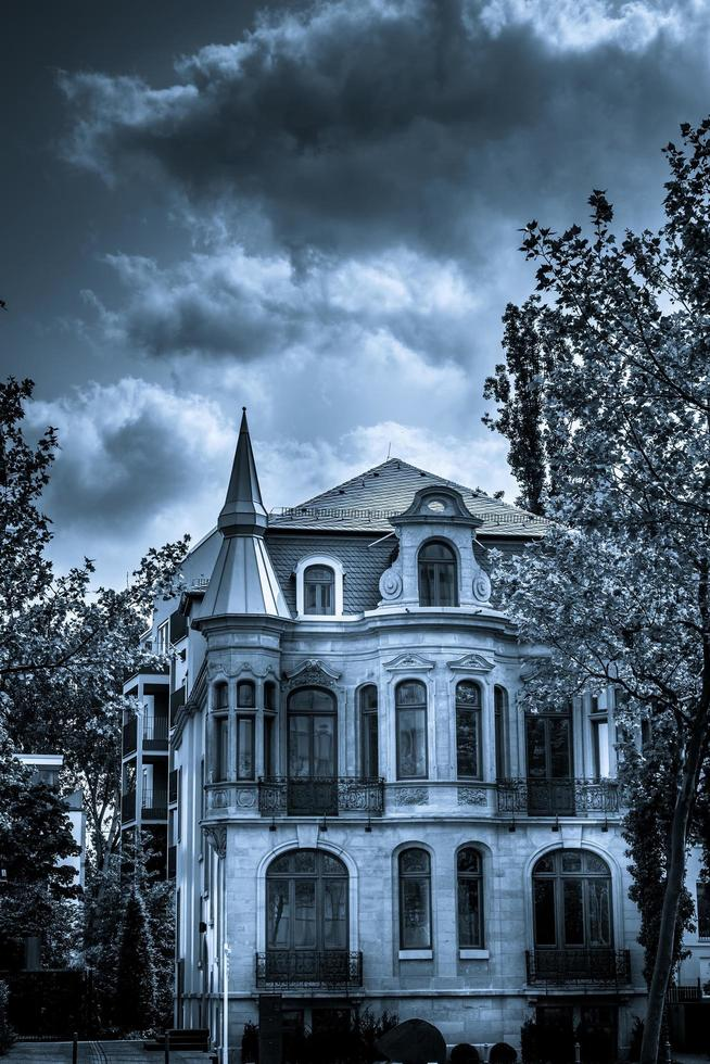 Old Mystic Haunted German House photo