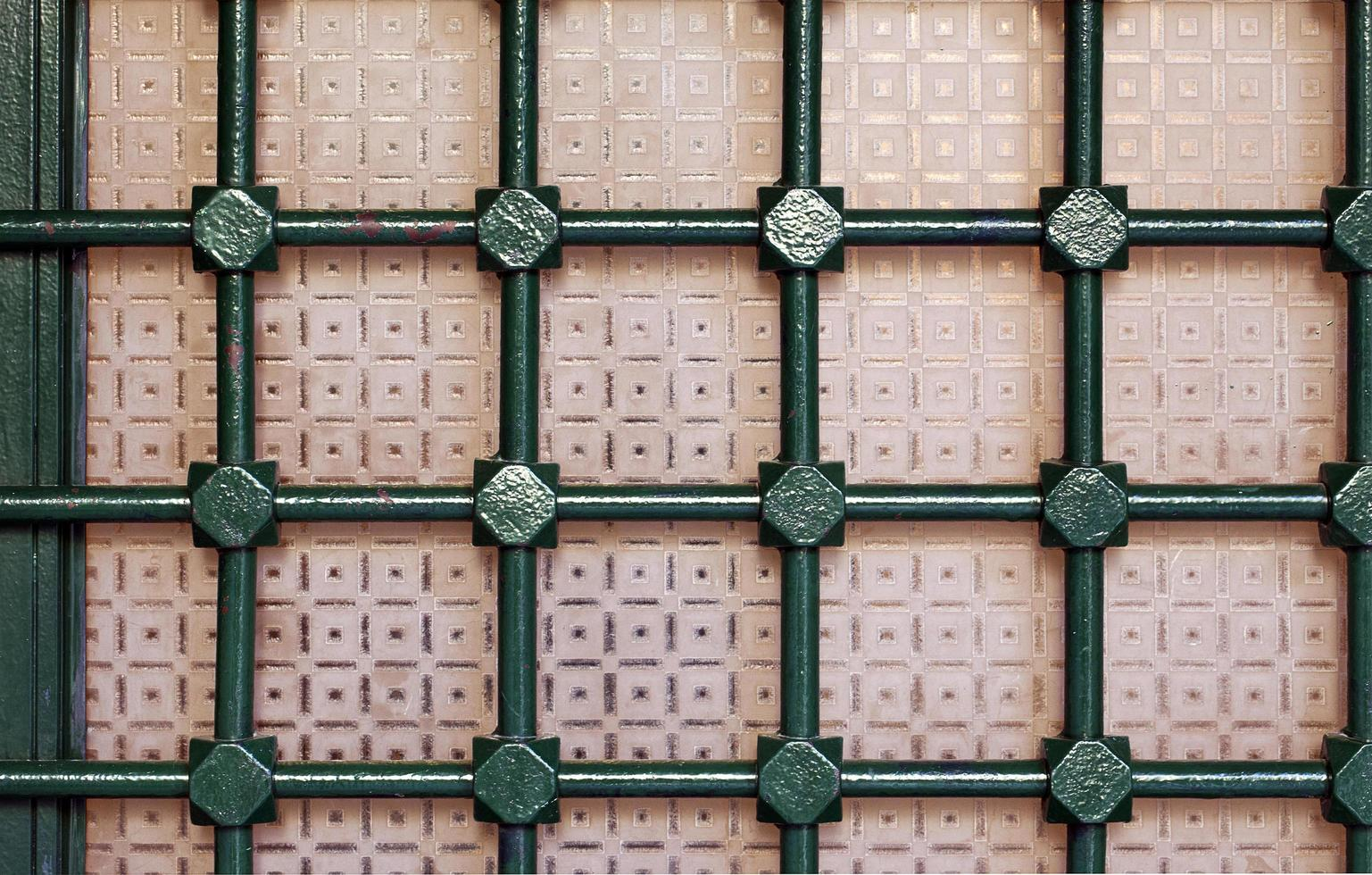 Abstract Ancient Building Houses Windows photo