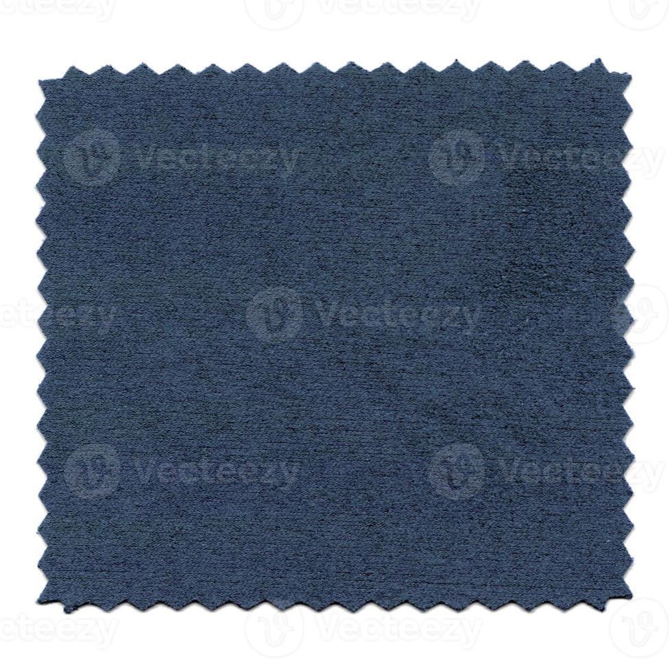 Fabric sample isolated photo