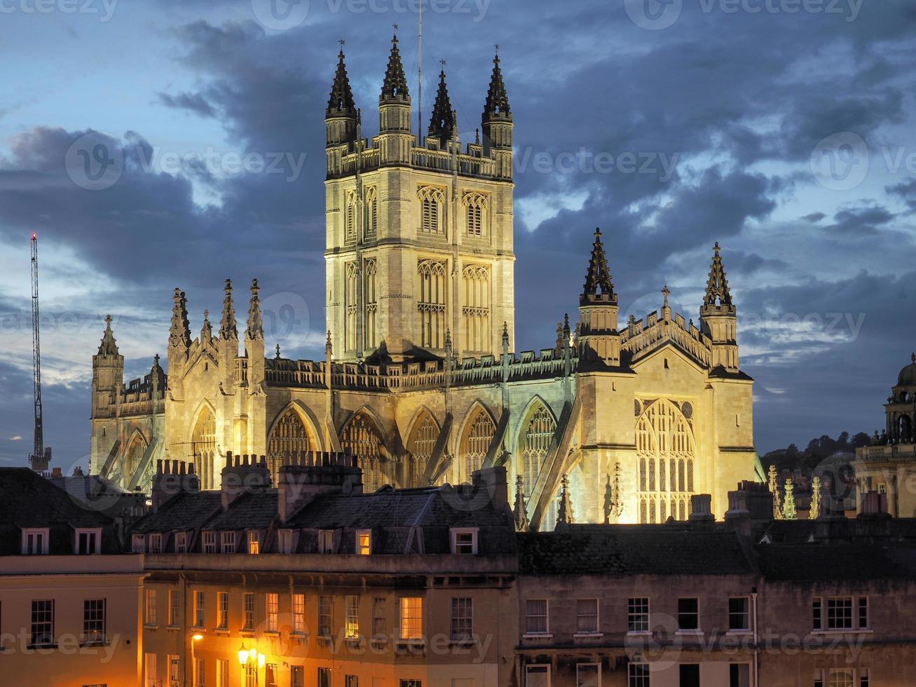 Bath Abbey church photo