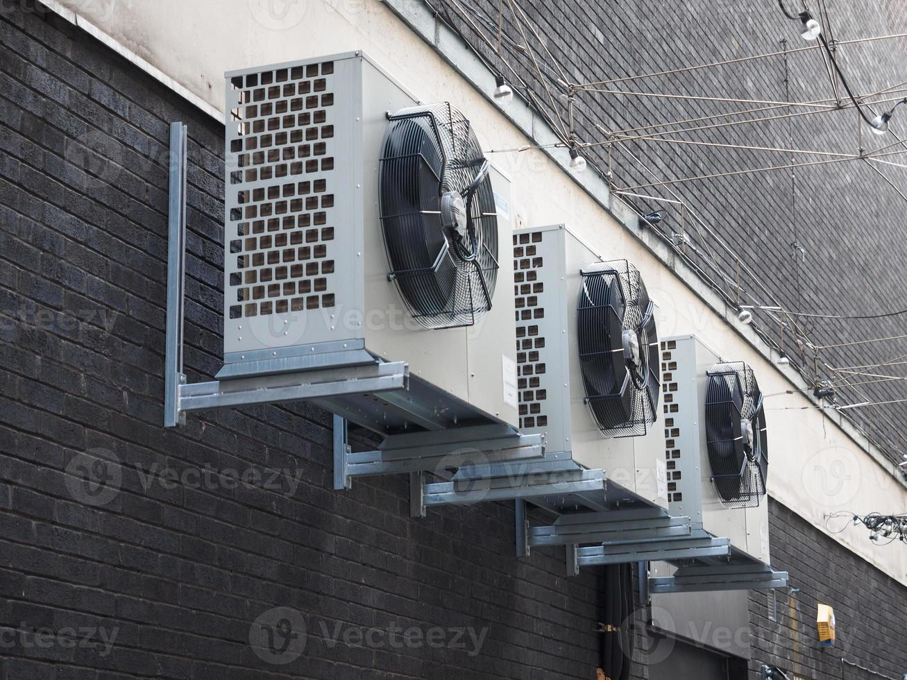 HVAC device detail photo