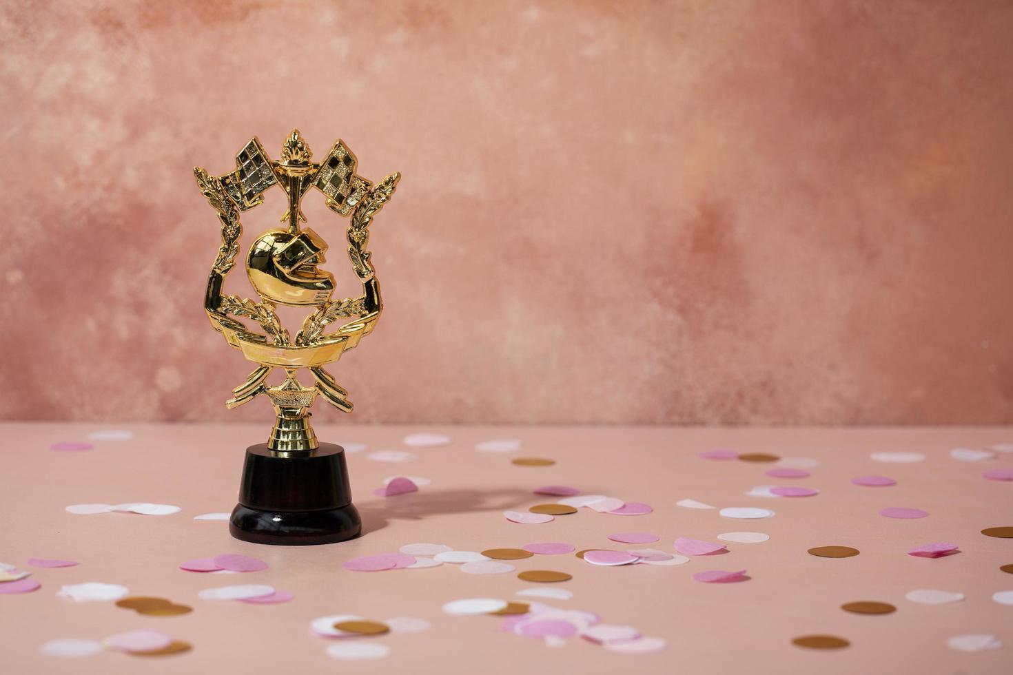 concepto ganador con premio genial foto