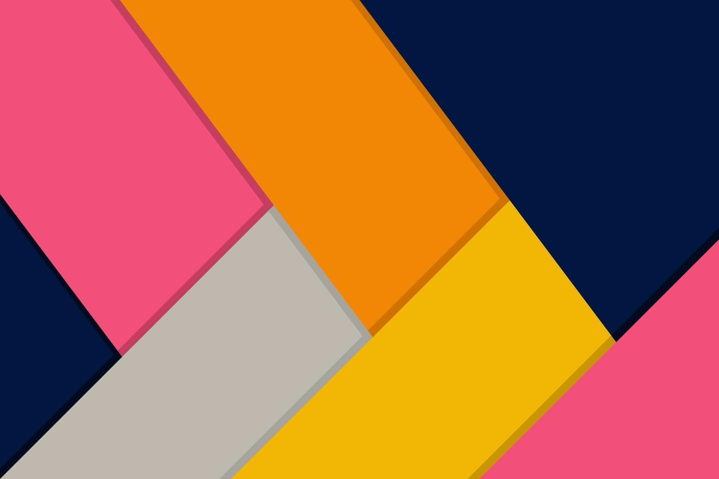 Modern abstract background. Background with colored stripes vector