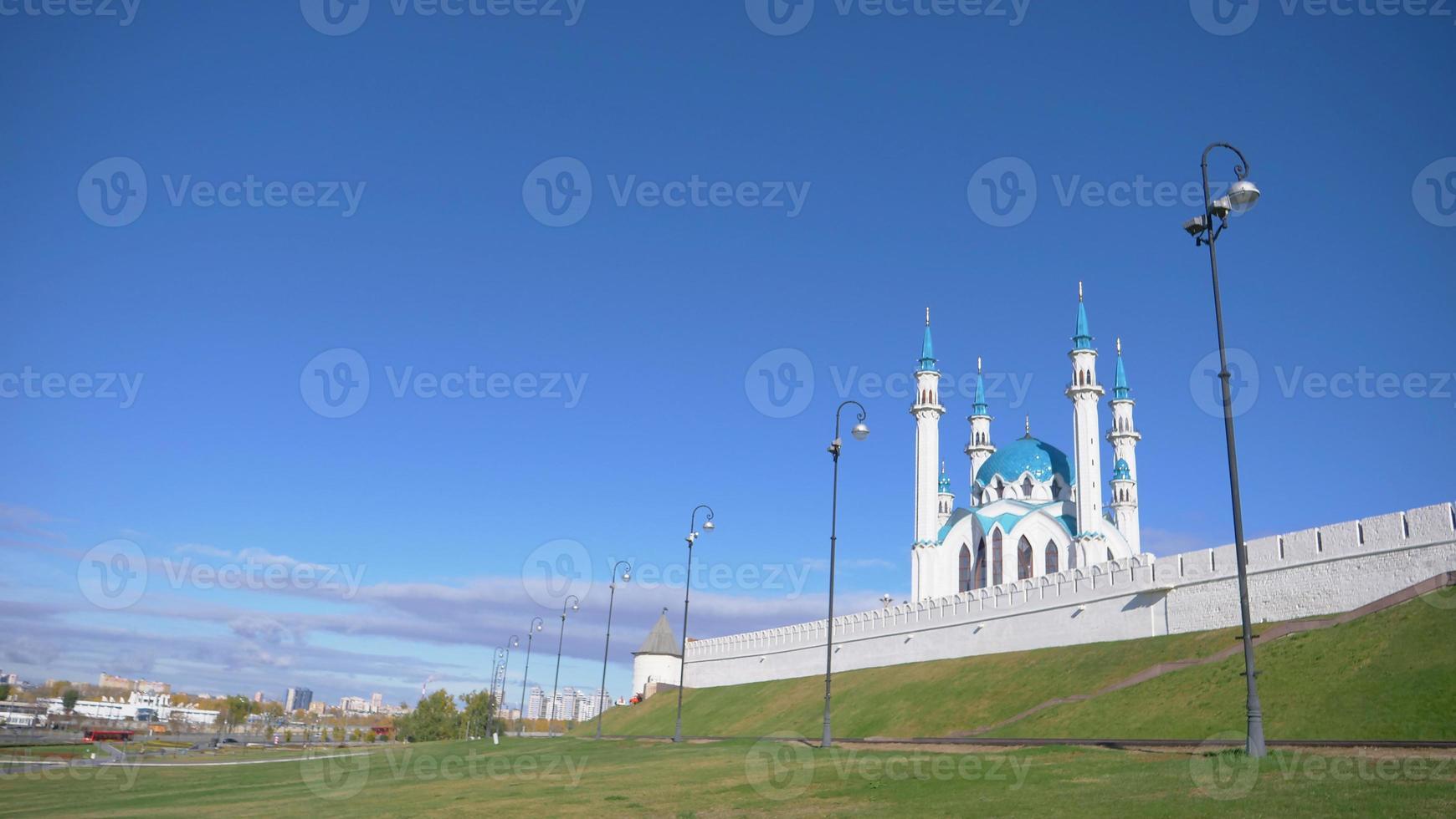 complejo histórico y arquitectónico del kremlin de kazán rusia foto