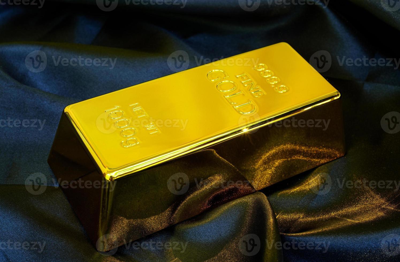 lingote de oro 1 kg foto