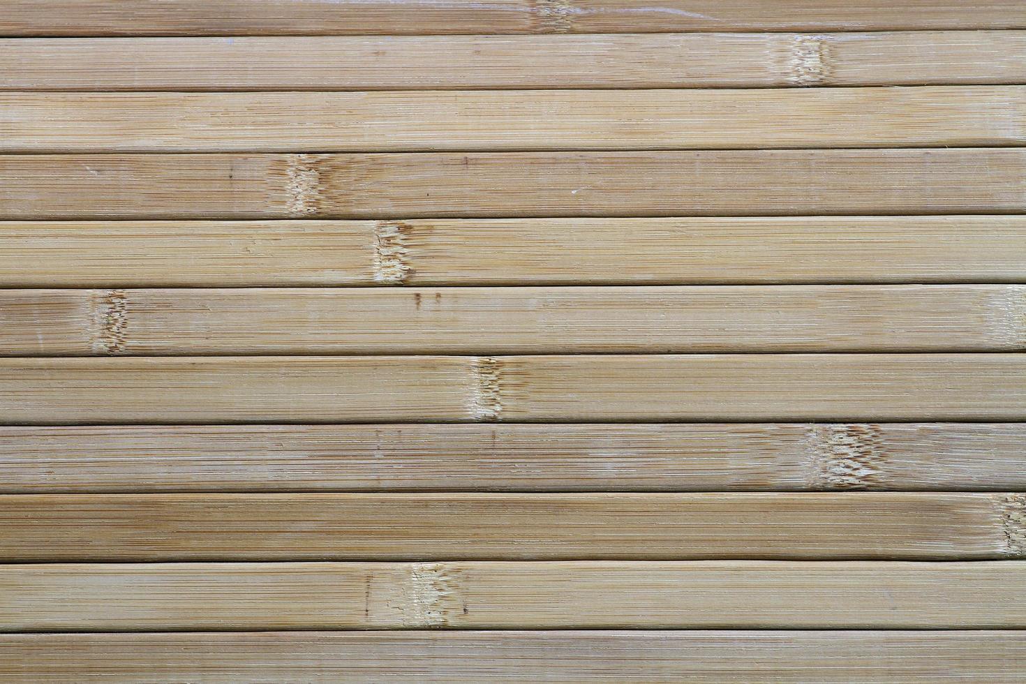 estores de madera maciza de calidad. foto