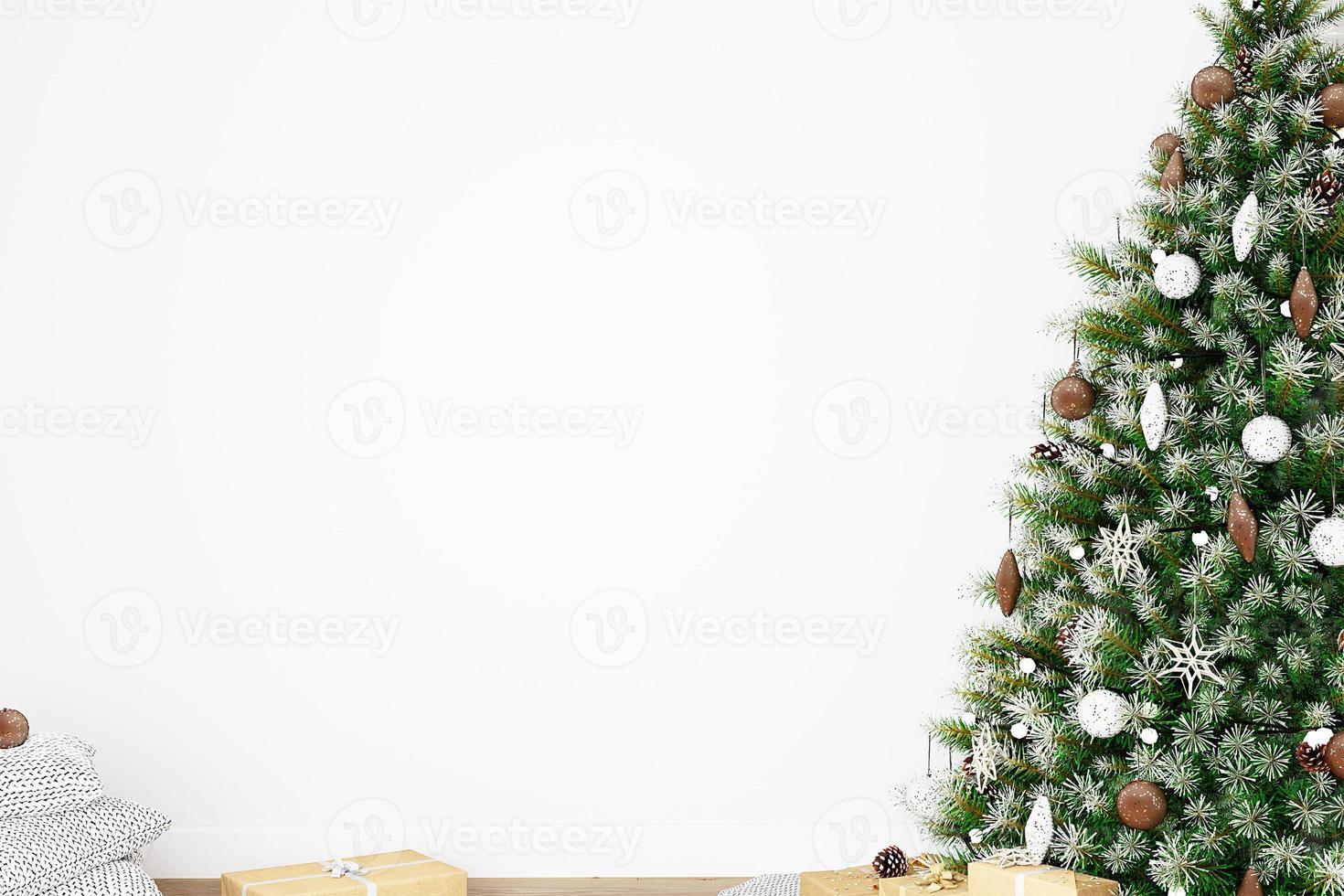fondo de maqueta de navidad -3 foto
