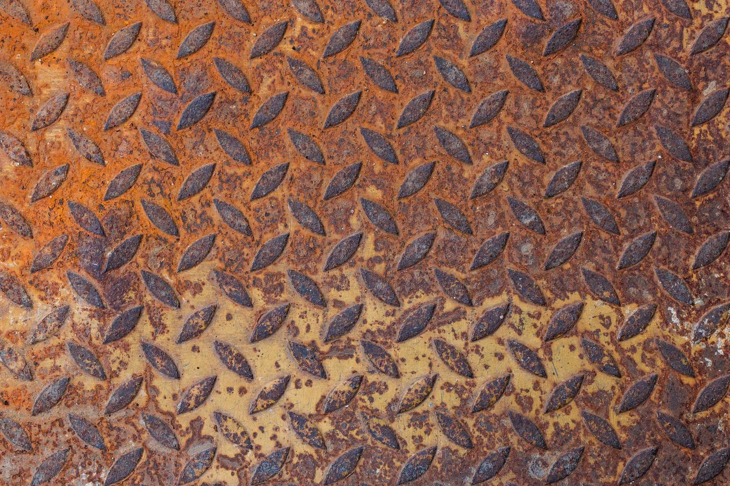 Textura de acero abstracto Fondo de textura de metal oxidado. foto