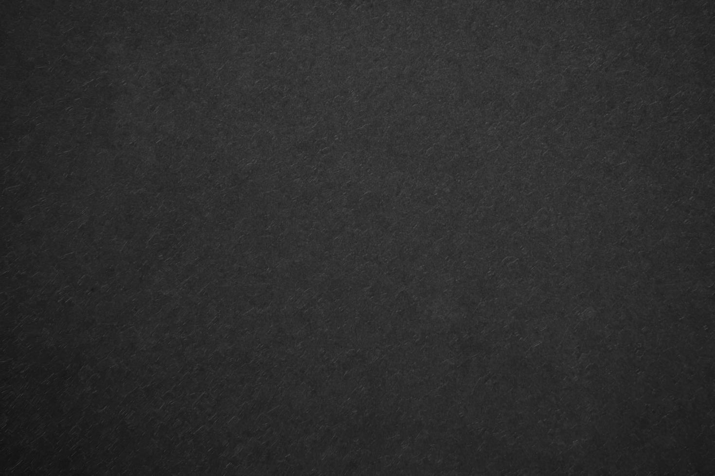 lienzo negro con textura de fondo abstracto. foto
