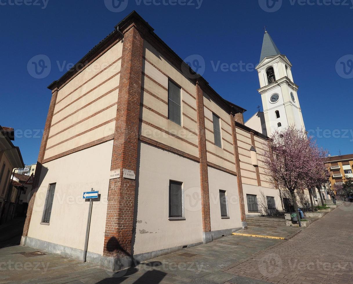 San pietro in vincoli iglesia de san pedro encadenado en settimo tor foto