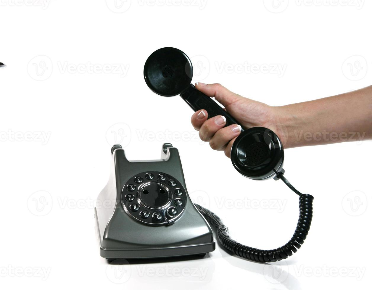 ¿te gustaría tomar esta llamada? foto