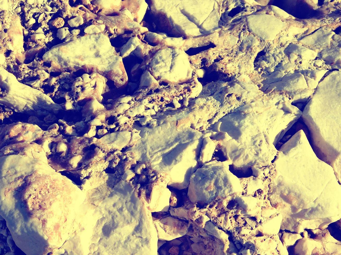 textura de piedra al aire libre foto
