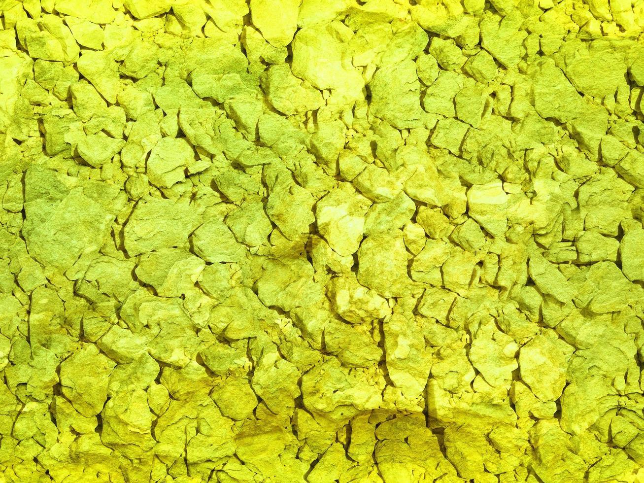 textura de piedra amarilla foto