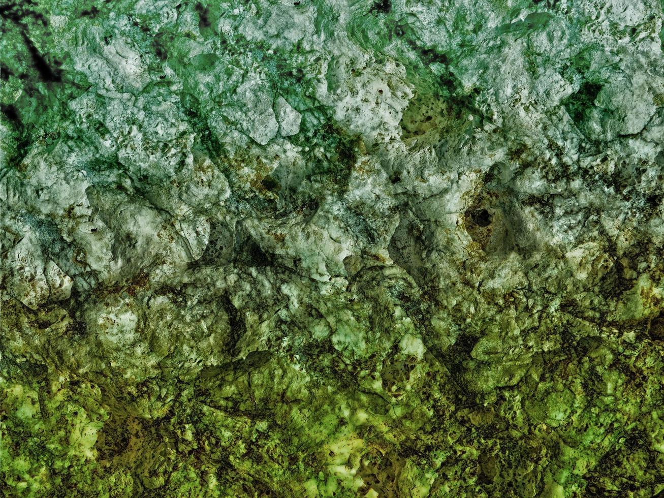 textura de piedra al aire libre en el jardín foto