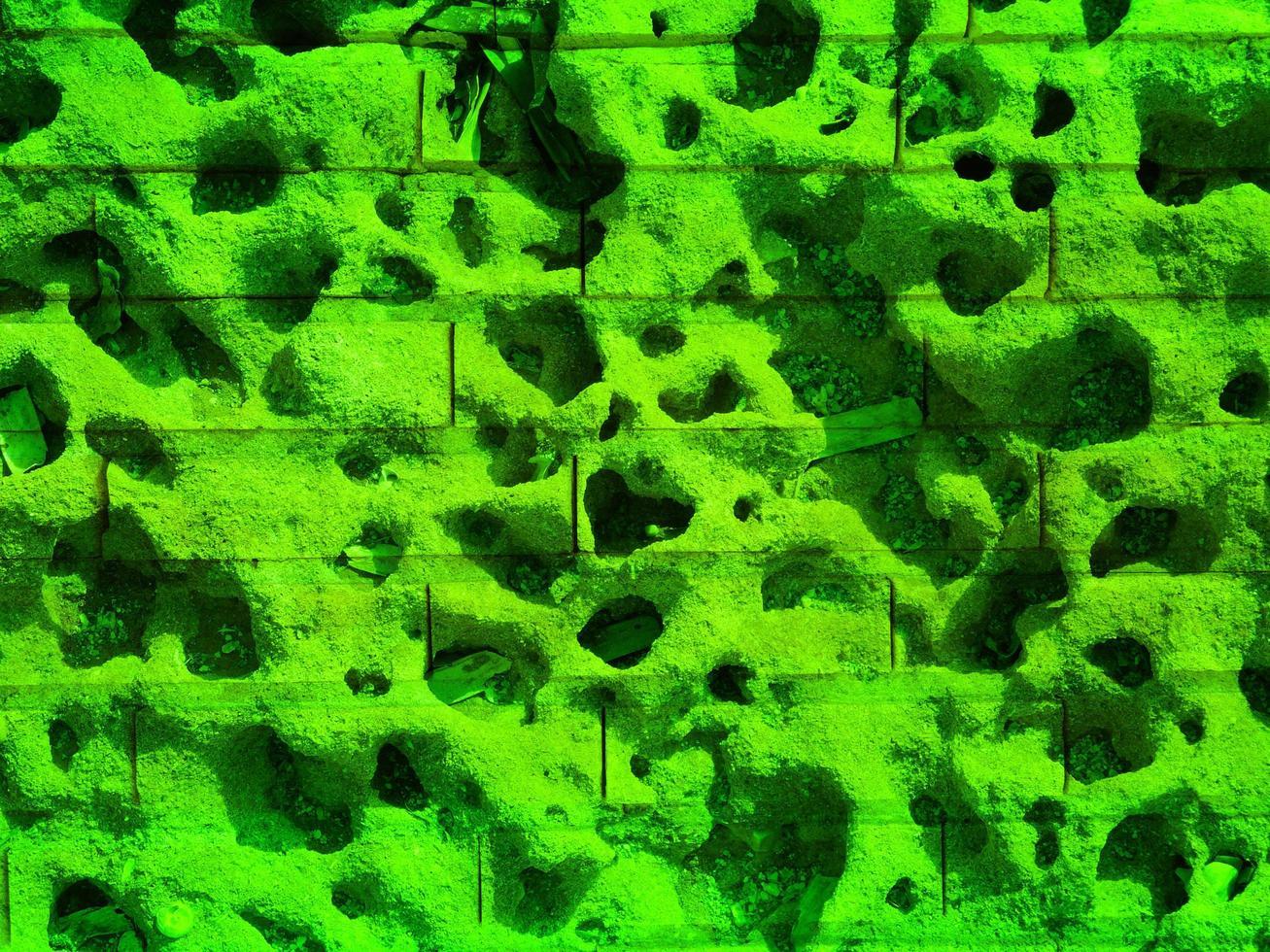 textura de piedra verde foto