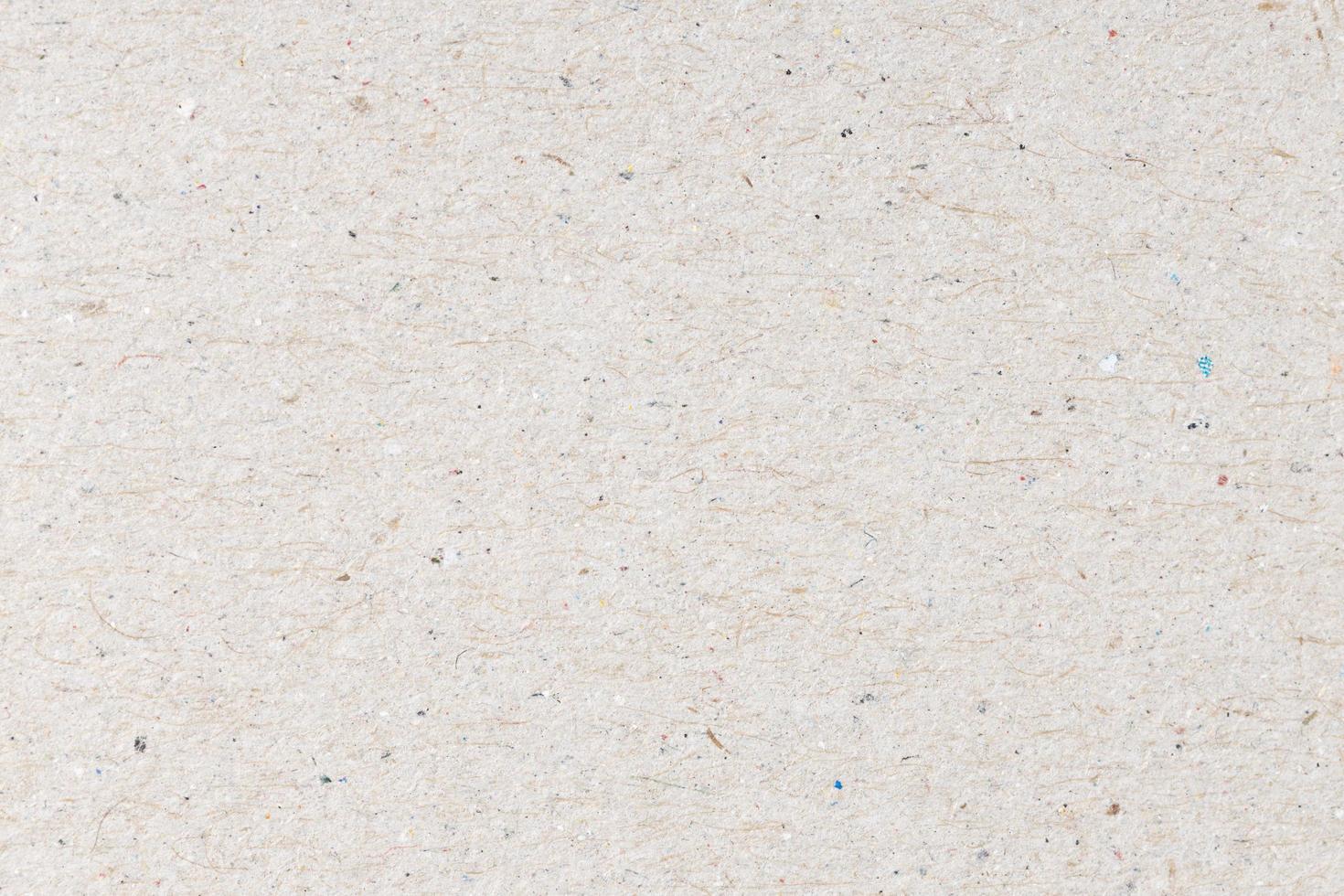 Textura de fondo de cartón reciclado. fotograma completo foto