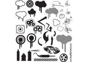 Gratis Vector Resources Del 3 - Urban Collection