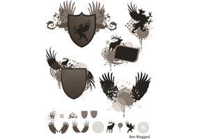 Flügel - Wappen