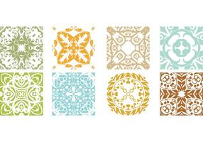 Floral-patterns-vector