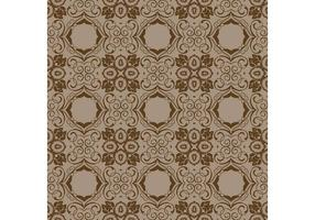 Brown Nahtlose Wallpaper