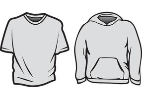 Free-vector-t-shirt-templates