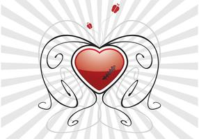 Heart-vector