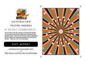 free illustrator starburst brushes