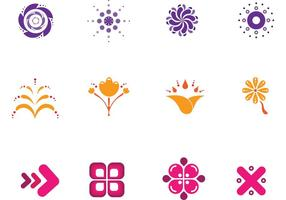 Gratis Vector Design Elements Pack 04