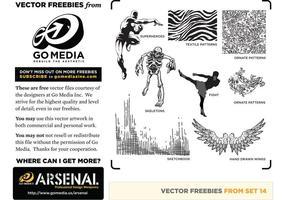Go Media's Vector Sample Pack 14