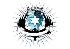 Lord Phoenix heraldikvektor