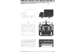 Officiell Classic Free Vector Set 2.