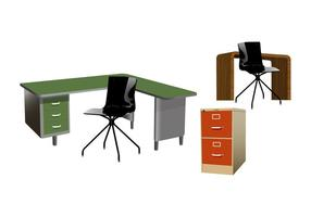Vector Office Furniture