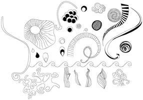 Doodle Vector Handrawn Doodles