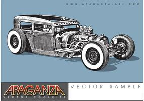 Vector-hot-rod
