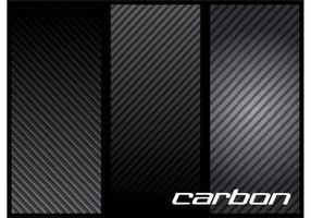 Vector sin fisuras patrón de fibra de carbono