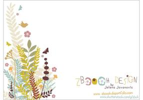 Spring-background-vector