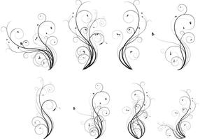 Ensemble Flourish Vector