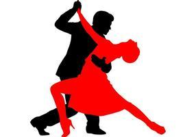 Dance Vector of Dancing People