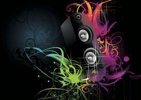 Music-vectors